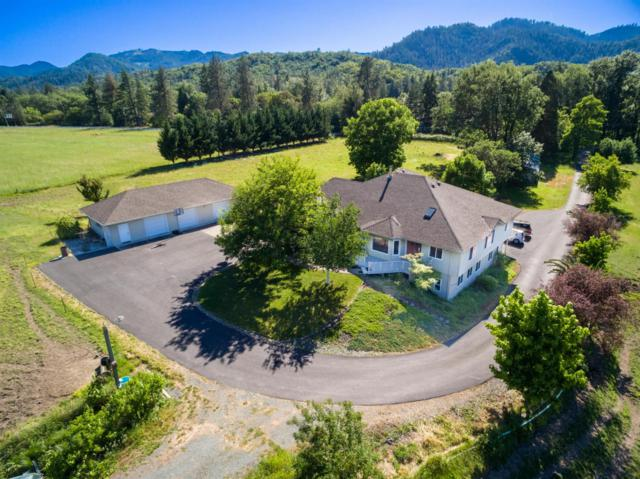 295 Foots Creek Road, Gold Hill, OR 97525 (#2990875) :: FORD REAL ESTATE