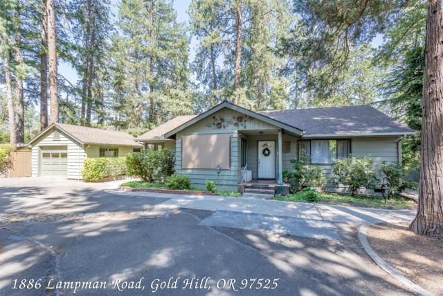 1886 Lampman Road, Gold Hill, OR 97504 (#2994191) :: Rocket Home Finder