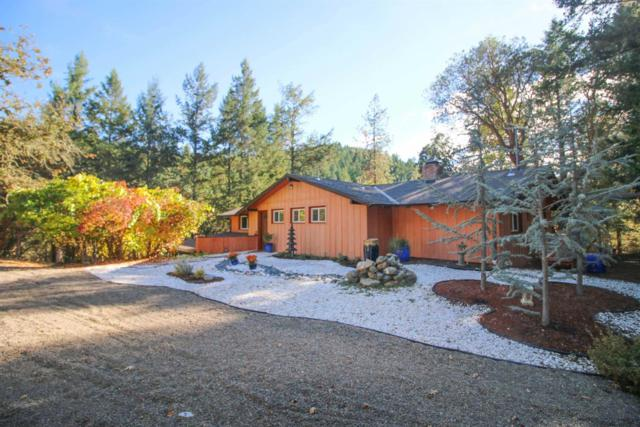475 Wagon Trail Drive, Jacksonville, OR 97530 (#2995348) :: Rocket Home Finder