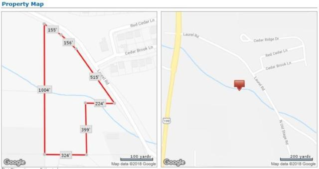 0 Tl 802 & 200 Laurel, Cave Junction, OR 97523 (#2996304) :: Rutledge Property Group