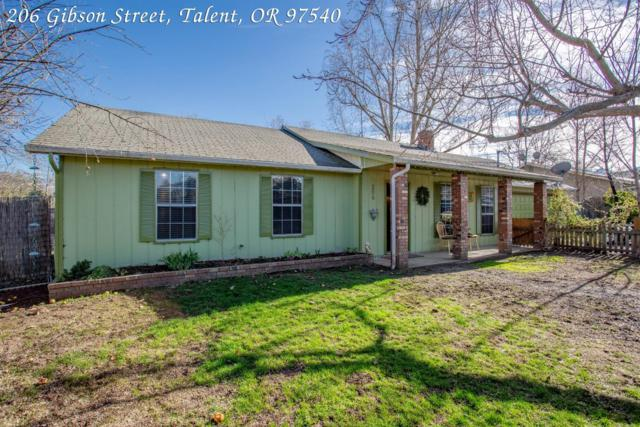 206 Gibson Street, Talent, OR 97540 (#2997271) :: Rutledge Property Group