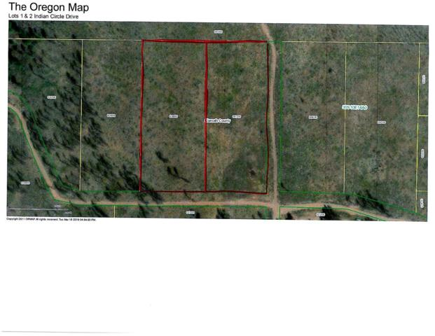 1-2 Lots Indian Circle, Sprague River, OR 97639 (#3000527) :: FORD REAL ESTATE