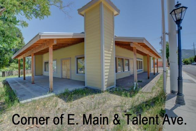 401 E Main Street, Talent, OR 97540 (#3003114) :: FORD REAL ESTATE