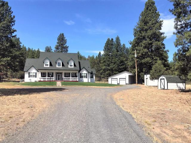 5424 Bly Mountain Cutoff, Bonanza, OR 97623 (#3005488) :: FORD REAL ESTATE
