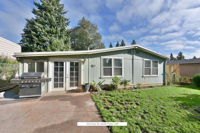 443 Fee Street, Butte Falls, OR 97522 (#3006522) :: FORD REAL ESTATE