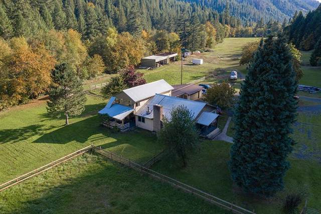 350 Sugar Pine Road, Trail, OR 97541 (#3006905) :: FORD REAL ESTATE