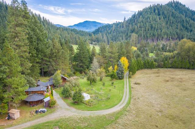 14658 Upper Cow Creek Rd, Azalea, OR 97410 (#3007320) :: FORD REAL ESTATE