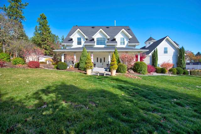 668 Wagon Trail Drive, Jacksonville, OR 97530 (#3008084) :: Rutledge Property Group