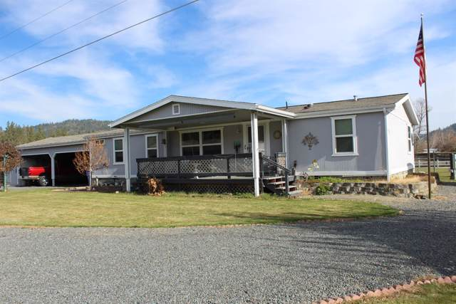 8375 E Evans Creek Road, Rogue River, OR 97537 (#3008167) :: Rutledge Property Group