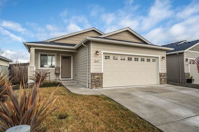 3647 Agate Meadows, White City, OR 97503 (#3009027) :: FORD REAL ESTATE