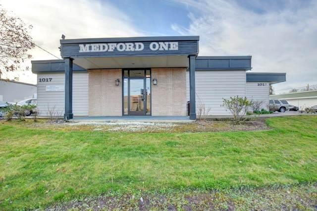 1017 N Riverside Avenue #122, Medford, OR 97501 (#3010078) :: Team Zebrowski