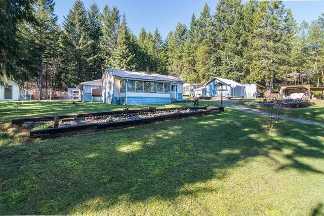 195 Section Creek Road, Glendale, OR 97442 (#3010438) :: FORD REAL ESTATE