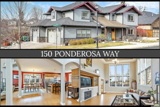 150 Ponderosa Way, Eagle Point, OR 97524 (#2998225) :: FORD REAL ESTATE