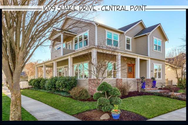 1009 Shake Drive, Central Point, OR 97502 (#3010300) :: FORD REAL ESTATE