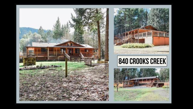 840 Crooks Creek Road, Selma, OR 97538 (#2999025) :: FORD REAL ESTATE
