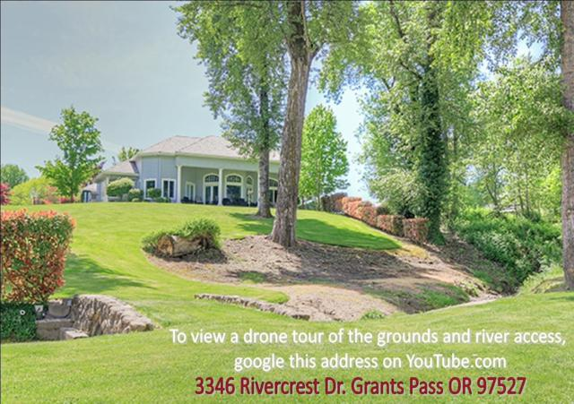 3346 Rivercrest Drive, Grants Pass, OR 97527 (#2976725) :: Rocket Home Finder