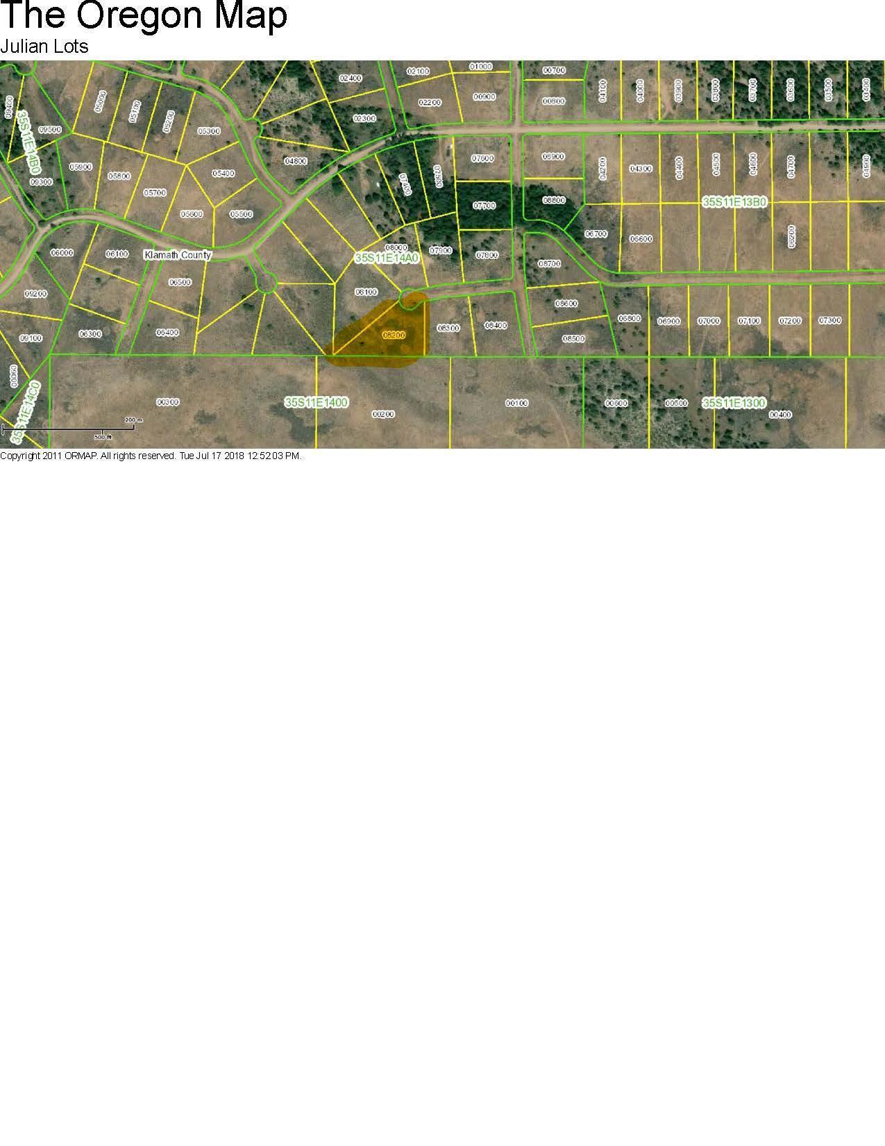 8200 Lasser Sprague River Or 97639 2991032 Rutledge Property