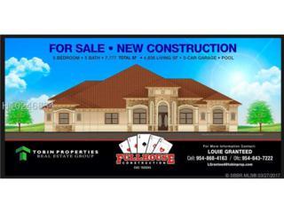 13261 SW 32nd Court, Davie, FL 33330 (MLS #H10246834) :: Green Realty Properties