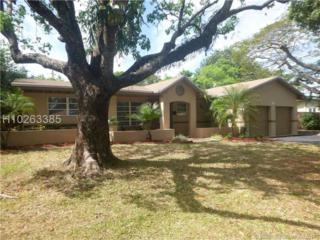 5432 SW 2nd St, Plantation, FL 33317 (MLS #H10263385) :: Green Realty Properties