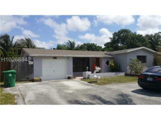 7131 Alhambra Blvd, Miramar, FL 33023 (MLS #H10266842) :: Green Realty Properties