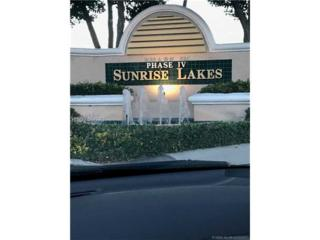 2603 NW 103rd Ave 202 #202, Sunrise, FL 33322 (MLS #H10246690) :: Green Realty Properties