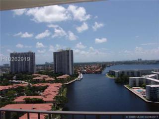 18151 NE 31st Ct 2011 #2011, Aventura, FL 33160 (MLS #H10262919) :: Green Realty Properties