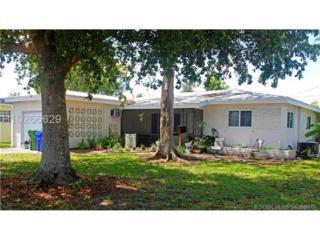 6805 SW 10th St, Pembroke Pines, FL 33023 (MLS #H10266629) :: Green Realty Properties