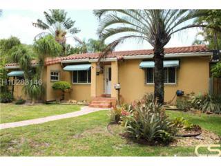 1559 Plunkett St, Hollywood, FL 33020 (MLS #H10283146) :: Green Realty Properties