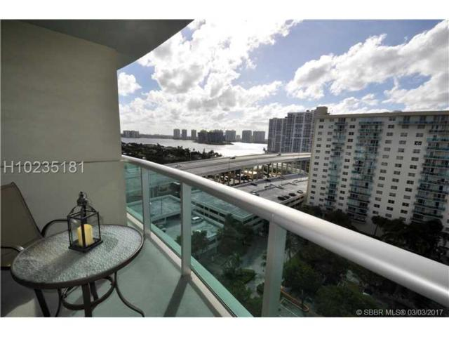 19380 Collins Ave #1407, Sunny Isles Beach, FL 33160 (MLS #H10235181) :: Green Realty Properties