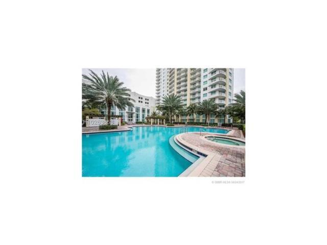 1745 Hallandale Beach Blvd 703W, Hallandale, FL 33009 (MLS #H10263853) :: Green Realty Properties