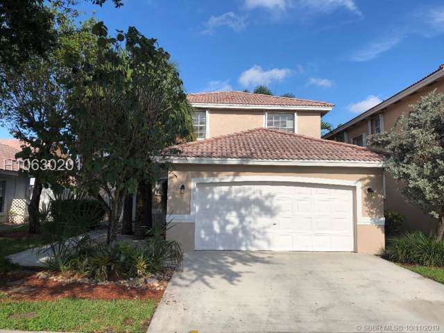 5020 SW 152nd Ave, Miramar, FL 33027 (MLS #H10630201) :: Green Realty Properties