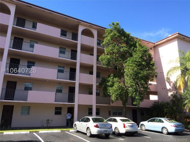 4025 N Nob Hill Rd #504, Sunrise, FL 33351 (MLS #H10640725) :: Green Realty Properties