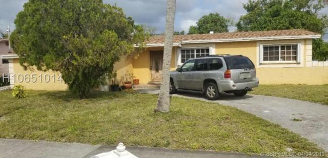 18725 NW 23 Ave, Miami Gardens, FL 33056 (MLS #H10651014) :: RE/MAX Presidential Real Estate Group