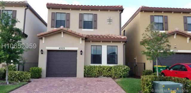 4929 NW 55th Pl, Tamarac, FL 33319 (MLS #H10652059) :: RE/MAX Presidential Real Estate Group
