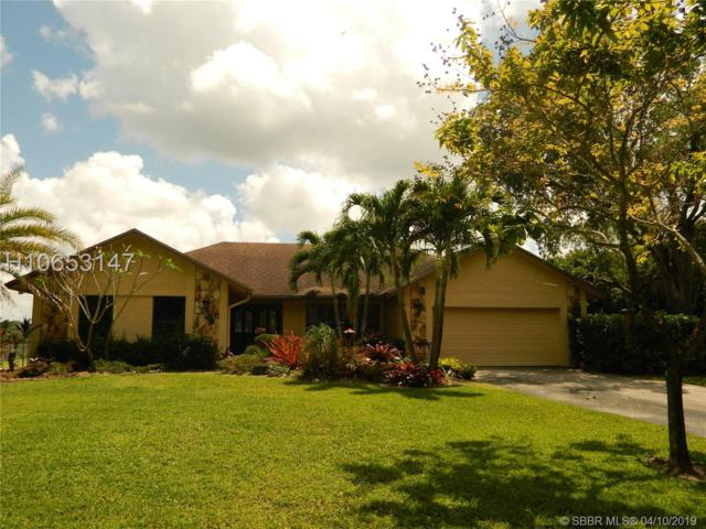 4800 SW 133rd Ave, Southwest Ranches, FL 33330 (MLS #H10653147) :: RE/MAX Presidential Real Estate Group