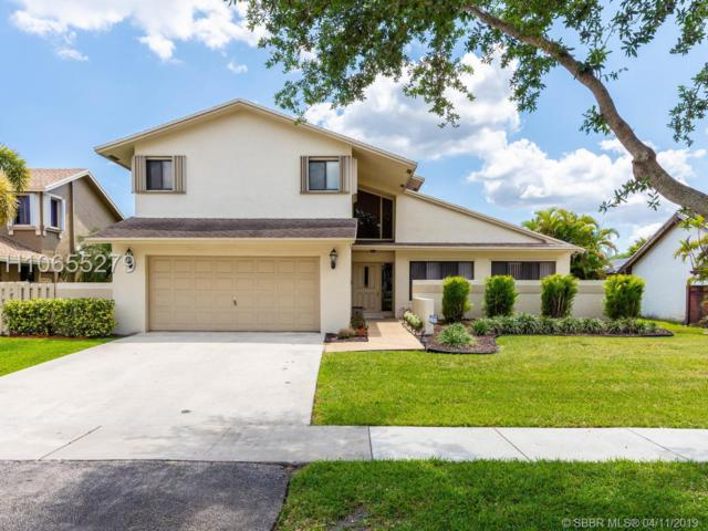 8760 SW 57th St, Cooper City, FL 33328 (MLS #H10655279) :: RE/MAX Presidential Real Estate Group