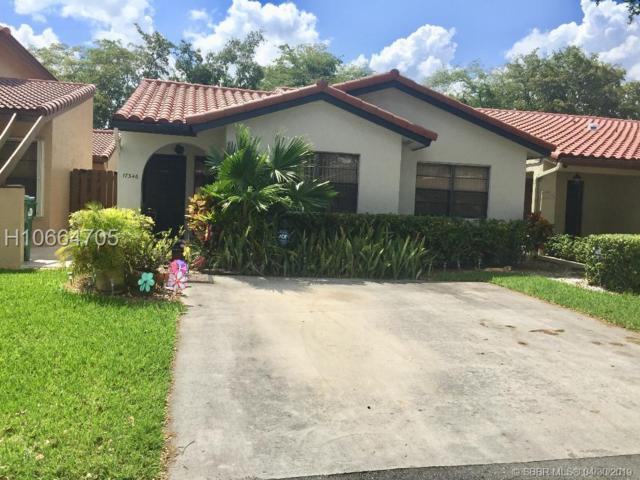17346 Nw  66  Pl, Miami, FL 33015 (MLS #H10664705) :: RE/MAX Presidential Real Estate Group