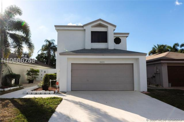 2021 NW 37th Ave, Coconut Creek, FL 33066 (MLS #H10666256) :: RE/MAX Presidential Real Estate Group