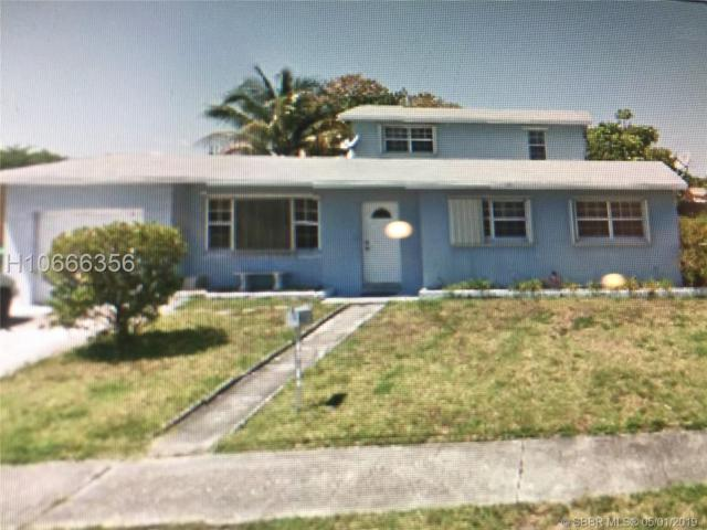 3945 NW 195 ST, Miami Gardens, FL 33055 (MLS #H10666356) :: RE/MAX Presidential Real Estate Group