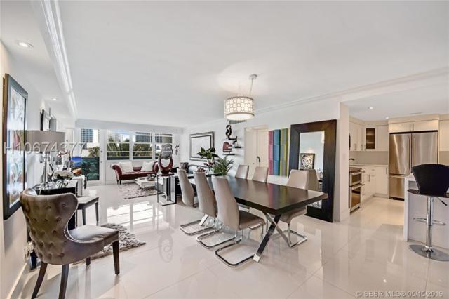 6770 Indian Creek Dr 5P, Miami Beach, FL 33141 (MLS #H10674377) :: Green Realty Properties