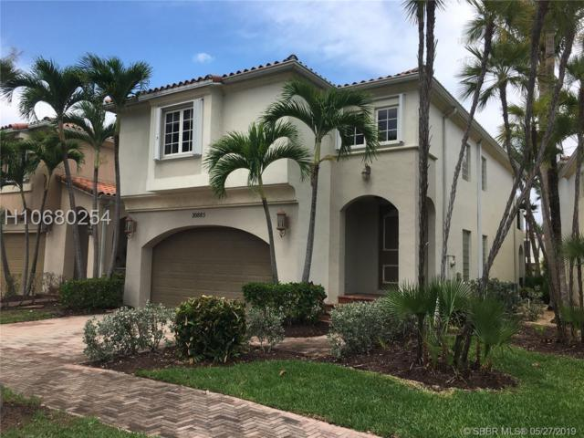 20885 NE 31st Pl, Aventura, FL 33180 (MLS #H10680254) :: RE/MAX Presidential Real Estate Group