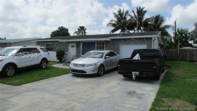 6360 Scott St, Hollywood, FL 33024 (MLS #H10695388) :: Green Realty Properties