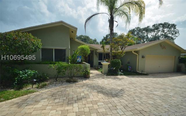 4006 W Sailboat Drive, Cooper City, FL 33026 (MLS #H10695495) :: Green Realty Properties