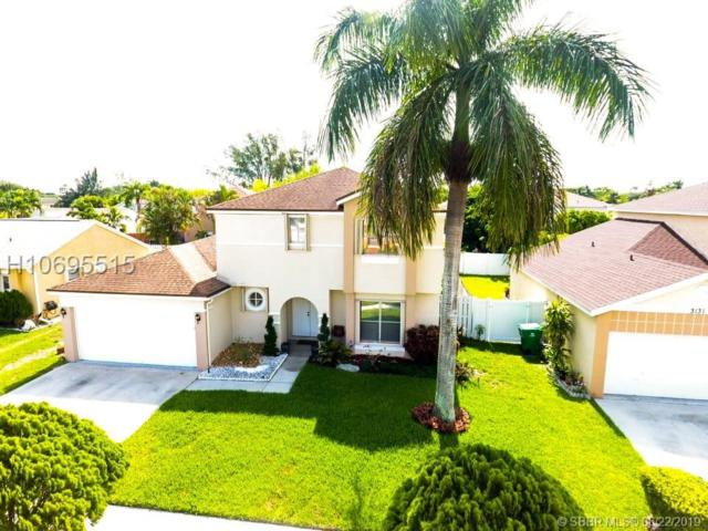 3091 Ensenada Way, Miramar, FL 33025 (MLS #H10695515) :: Green Realty Properties