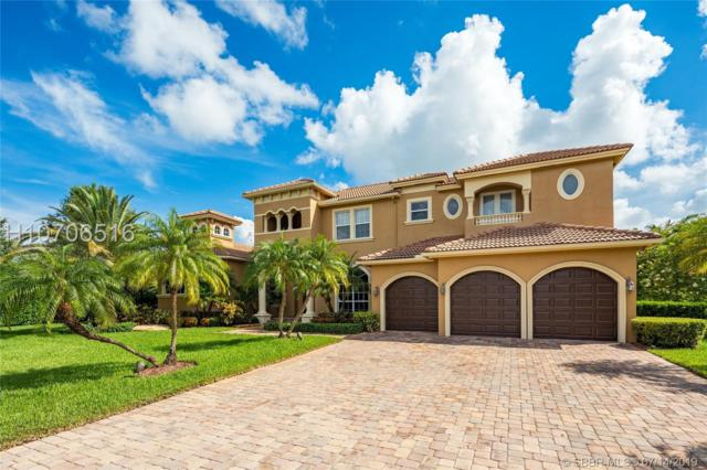 11197 Blackhawk Blvd, Davie, FL 33328 (MLS #H10706516) :: RE/MAX Presidential Real Estate Group