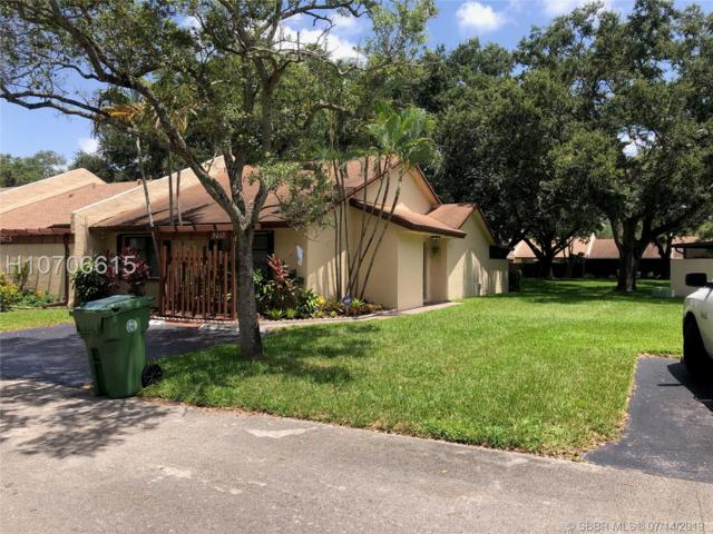 9619 NW 15th Ct #9619, Pembroke Pines, FL 33024 (MLS #H10706615) :: RE/MAX Presidential Real Estate Group