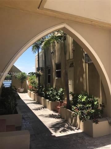 1908 N Ocean Dr #10, Hollywood, FL 33019 (MLS #H10723642) :: RE/MAX Presidential Real Estate Group