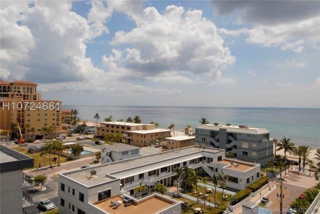 3111 N Ocean Dr #801, Hollywood, FL 33019 (MLS #H10724881) :: RE/MAX Presidential Real Estate Group