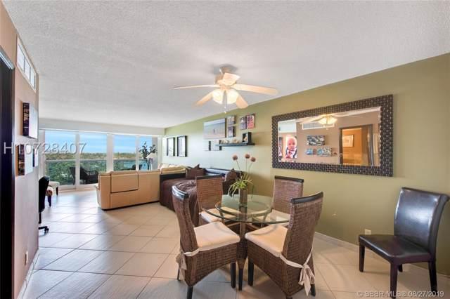 6770 Indian Creek Dr 9F, Miami Beach, FL 33141 (MLS #H10728407) :: Green Realty Properties