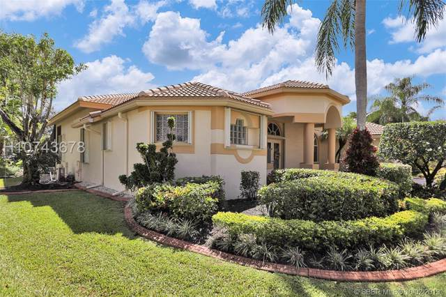 2538 Monterey Ct, Weston, FL 33327 (MLS #H10743678) :: Green Realty Properties